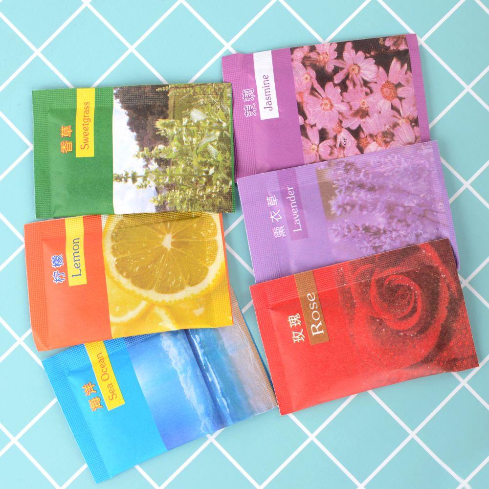 Natural Air Freshener Aromatherapy Bag Anti Pest Perfume Vanilla Sachets Floral Bag Car Air Freshener Freshener Home Fragrances