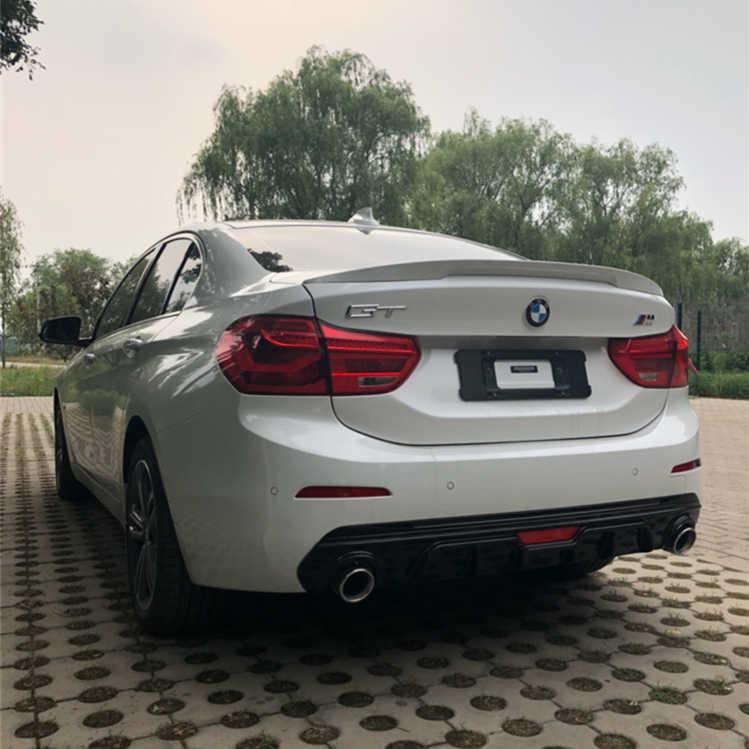 1 シリーズためスポイラー 2015-2018 BMW 1 シリーズ 116i 120i 118i M135i スポイラー × ABS プラスチック材料車リアウイング色リアスポイラー