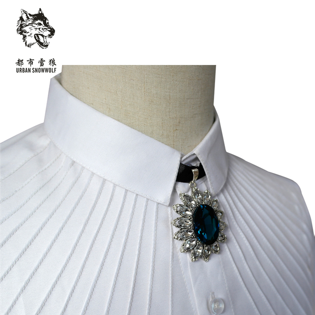 New Free Shipping fashion Men's male bow tie marriage British groom groomsman wedding dress dress Korean metal gem ON SALE