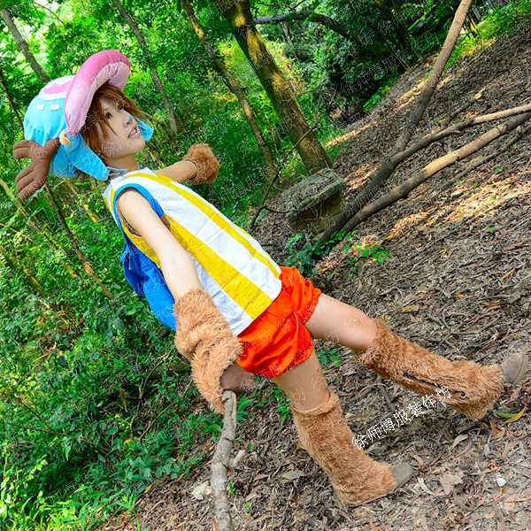 Halloween One Piece Tony Tony Chopper Cosplay Costume Anime one piece Chopper Cosplay Full Set tops+gloves+pants+foot covers