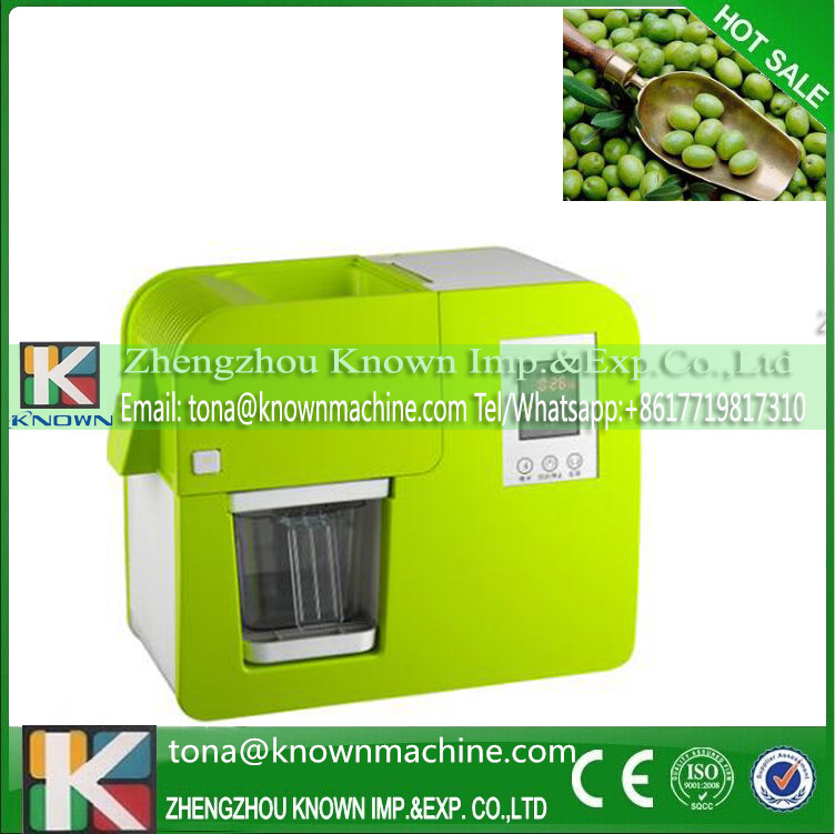 China factory wholesale food grade ABS 180 W squeeze power mini cold press oil machine price black seed for grain processing high quality best price cold press oil seed extracting machine