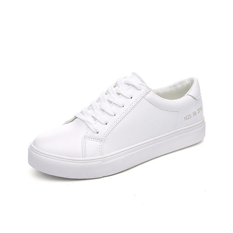 Mujer Casual Plate Sport Blanc 1 Belle Zapatos Femmes Pu Printemps vwO0m8nN