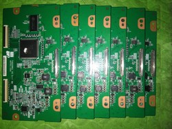 LCD Board T400XW01 V5 40T01-C00 Logic board for connect with LA40A350C1 T-CON connect board