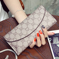 Ms. long and new L two sets of old hand fashion big wind wallet mobile phone bag FREE SHIPPING