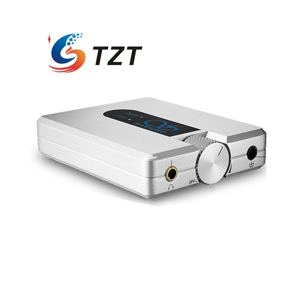 SHANLING H1 Amplifier TPA6120A2 OPA2134 Digital Audio Hifi Headphone AMP