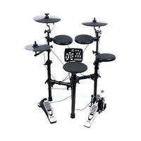 Adult/Child Professional Music Jazz Drum Set Kit Alloy Musical Instruments