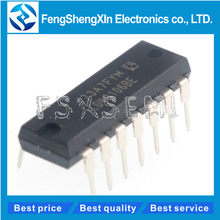 10 pcs/lot CD40106BE DIP-14 CD40106 CMOS Hex Schmitt déclencheurs IC(China)