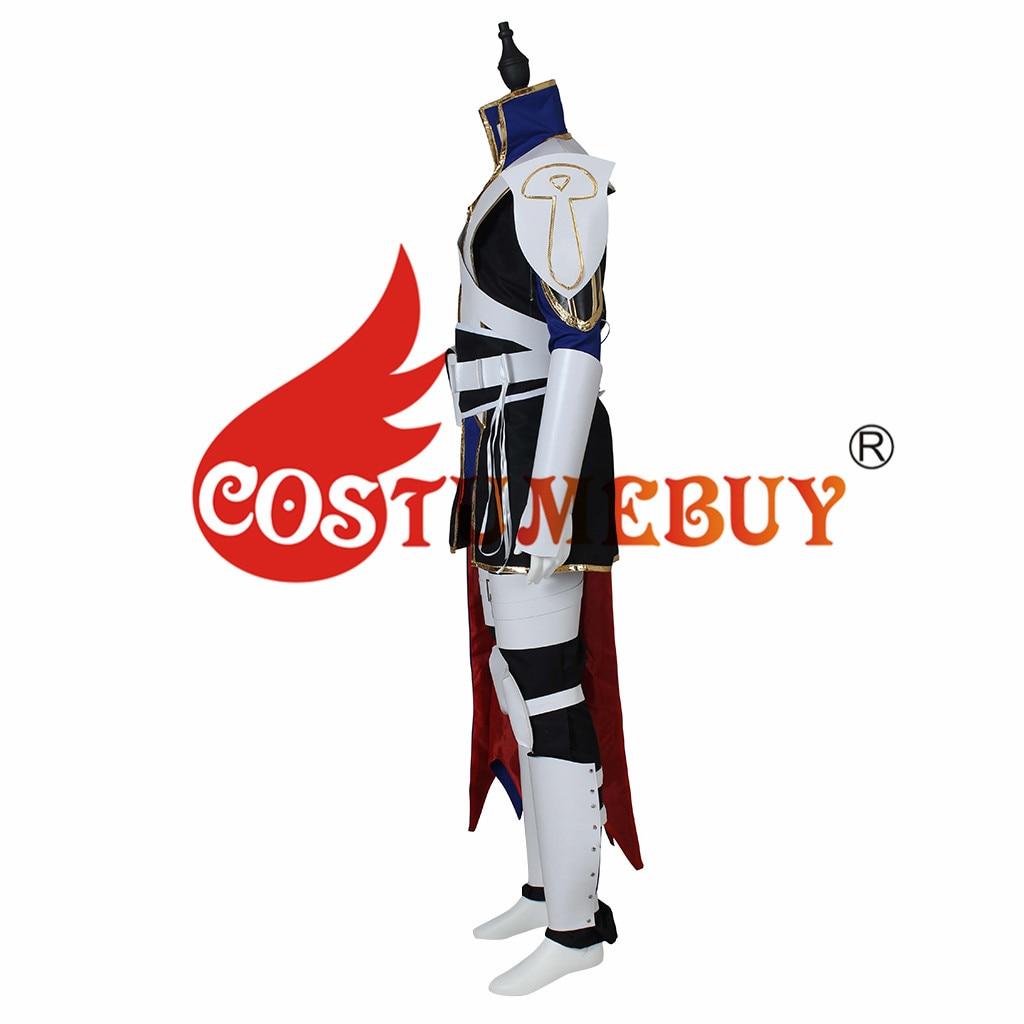 Costume jeu emblème de feu lame de reliure Roy Cosplay Costume adulte hommes Halloween carnaval fantaisie ensemble complet Costume sur mesure - 3