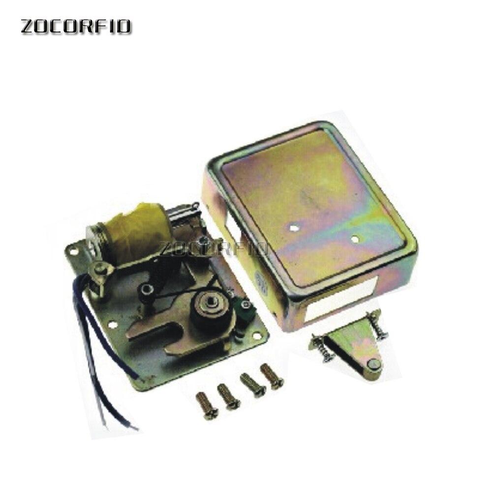 Newset Sağlam, metal kasa / mağaza içeriği ark elektronik kilit / - Güvenlik ve Koruma - Fotoğraf 3