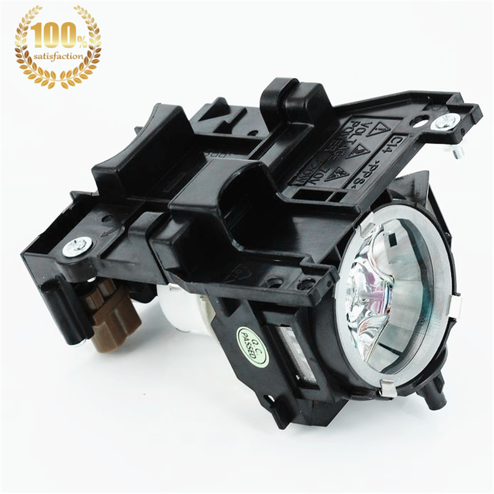 WoProlight Original Quality USHIO bulb DT00911 Projector Lamp with Housing For Hitachi CP-X201 ED-X31 CP-WX410 HCP-960X HCP-90X