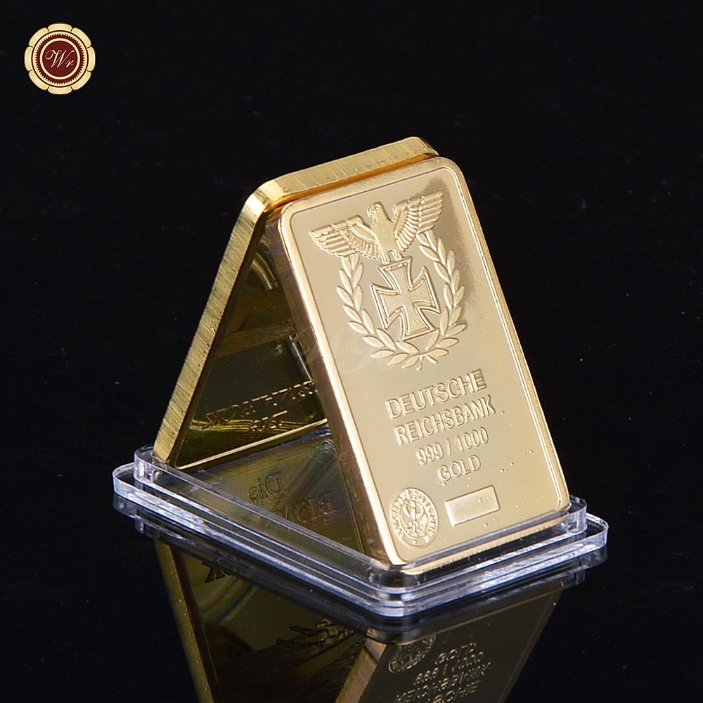 Deutsche-Reichsbank-Germany-24k-Gold-Plated-Bar-Capsule-Replica-Gold-Bar-Germany-Custom-As-Gifts-Collection (1)