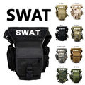 Esdy Army Military Leg Bag  Ride SWAT Waist Pack Multifunctional Thigh Pouch Motorcycle Package