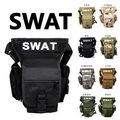 Esdy Ejército Militar SWAT Paseo Bolsa de Pierna Multifuncional Paquete de La Cintura Bolsa de Paquete de La Motocicleta Del Muslo