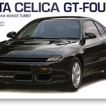 1/24 Celica GT-FOUR RC модель автомобиля 20255