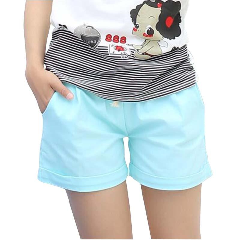Gepäck & Taschen Einfach Danjeaner Frauen Sport Shorts Polyester Dünne Elastische Taille Gym Workout Bund Dünne Kurze Hosen 2019 Sommer Hot Pants