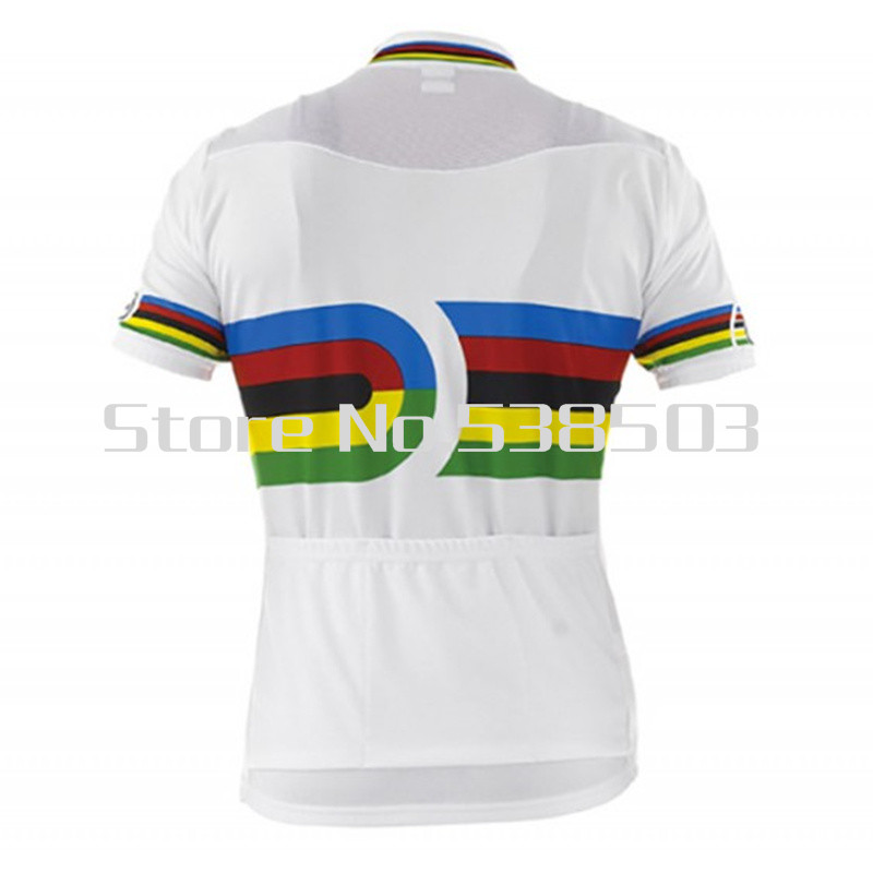 83eb7243d47 ... UCI Cycling Jersey Unisex Bicycle Racing Cycle Clothes Maillot Ciclismo  Short Sleeve Mtb Bike Cycling Clothing ...