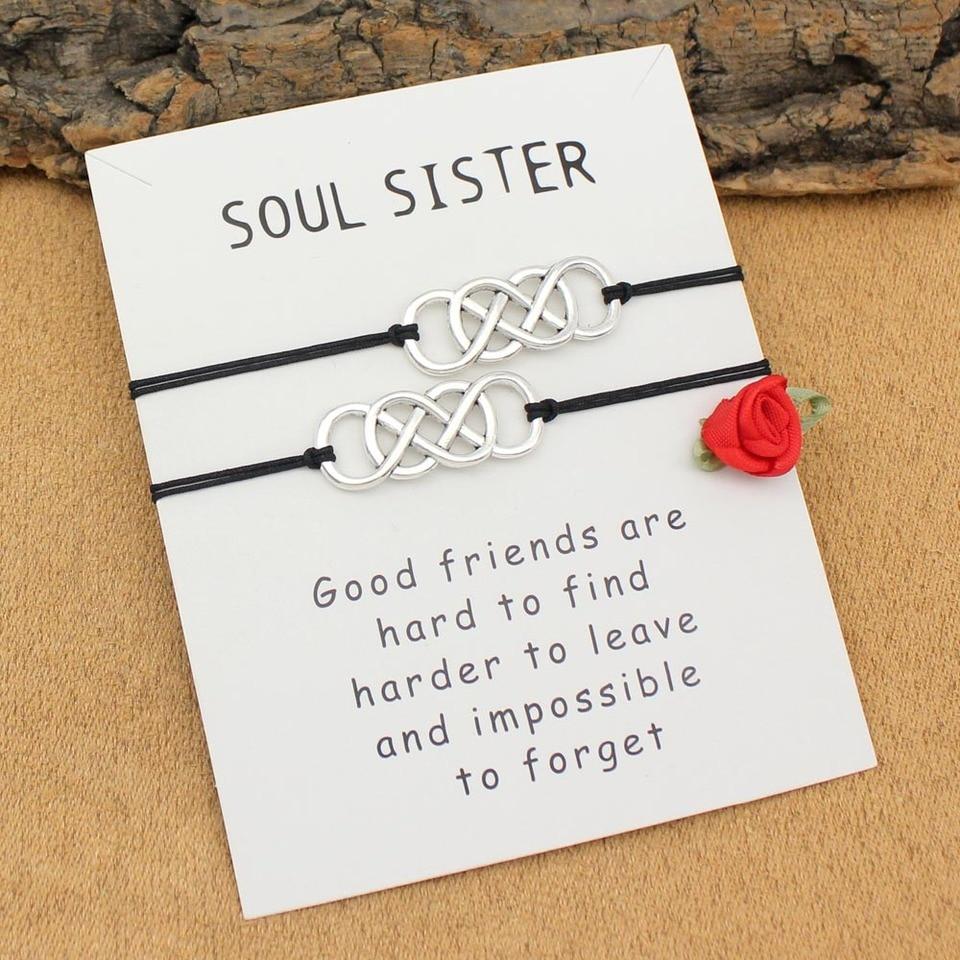 Soul Sister Bracelet Soulmate Matching