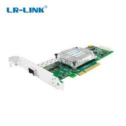 LR-LINK 1003PF-SFP + 10 Gb Ethernet karta sieciowa włókna optyczne PCI Express PCI-E adapter sieci Nic
