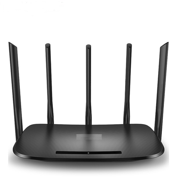 ФОТО 1300Mbs 11AC Dual Band  WDR6500 Wireless WIFI Router Repeater WDS QoS Extender Gigabit Router  2.4GHz+5GHz Booster