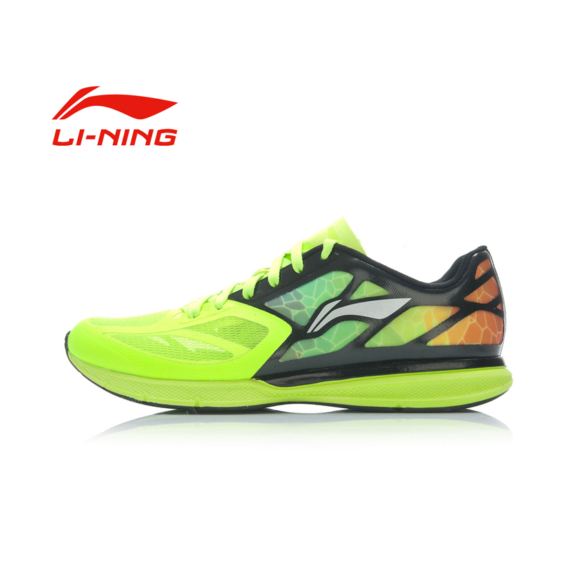 Li Ning Men s Breathable Portable Running font b Shoes b font Anti Slip Wearproof Outdoor