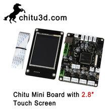CBD Chitu 3D Printer Printing Controller Motherboard Chitu Mini Board with 2.8″ Touch Screen Support WiFi APP Control