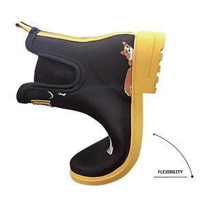 Image 4 - DRIPDROPยางธรรมชาติรองเท้าผู้หญิงข้อเท้าสั้นรองเท้าผู้หญิงลื่นแฟชั่นรองเท้าDalmatian Corgi Terrier