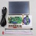 Placa controladora LCD VGA M. HSD070PWW1-C00 RT2270.1C kit + 7 polegadas Tela LCD + Painel de toque de vidro