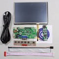 VGA LCD controller board M.RT2270.1C kit + 7inch HSD070PWW1-C00 LCD Screen Panel + touch glass