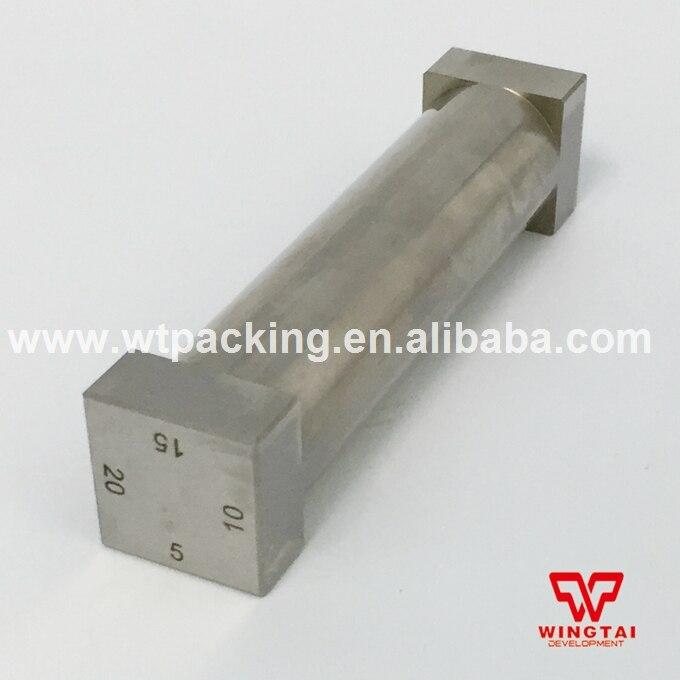 BGD206/1 (5um,10um,15um,20um) Four Side Wet Film Applicator Wet Film Width 80mm bgd201 25microns 600microns corrosion resistant one side wet film applicator