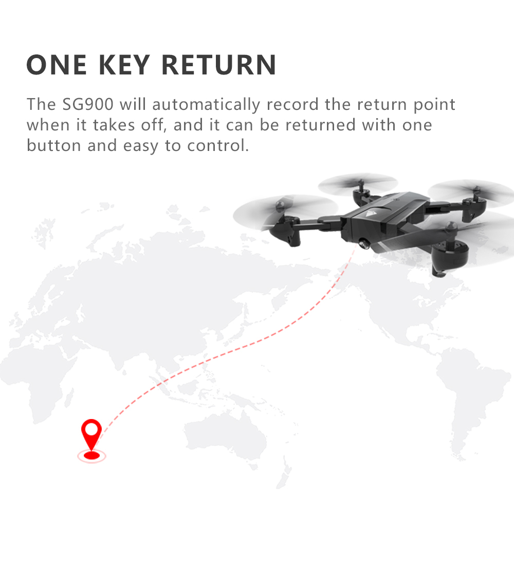 SG900 Drone Dual Camera HD 7P Profession FPV Wifi RC Drone Fixed Point Altitude Hold Follow Me Dron Quadcopter 28