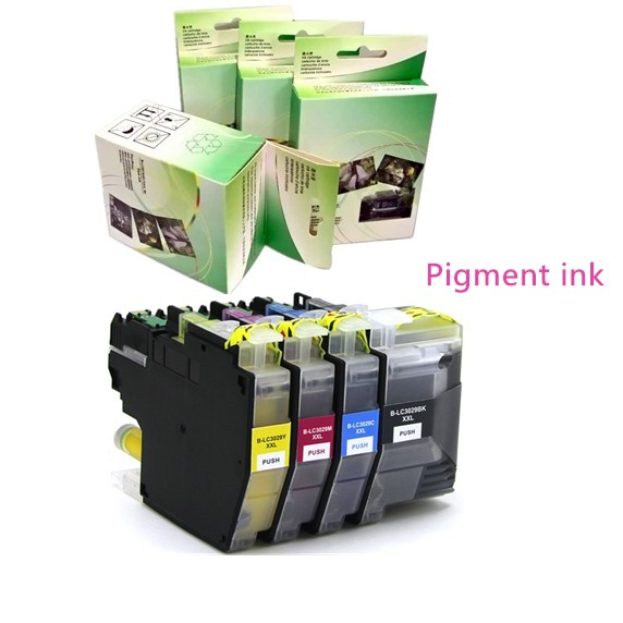 YOTAT LC3029 LC3029XXL LC3029 XXL ink cartridge with pigment ink for Brother MFC-J5830DW MFC-J5830DW XL MFC-J5930DW MFC-J6535DW procolor newest refill ink cartridge lc133 lc135 lc137 with arc chip for brother mfc j6920dw mfc j6520dw mfc j6720dw j6720dw