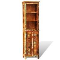 Винтаж стиль полки из переработанной древесины книжный шкаф для дома корабль из ES