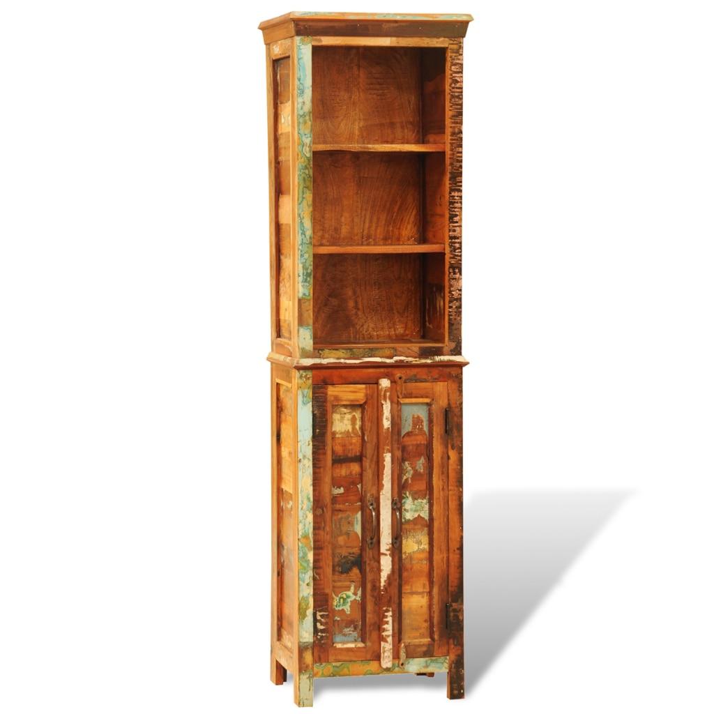 estilo vintage estante estantera de madera reciclada para el hogar nave de eschina