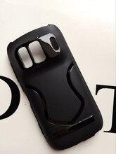 Для NOKIA 808 телефон случай мобильного телефона крышки случая мягкий чехол фильм защитный твердой оболочки бесплатная доставка