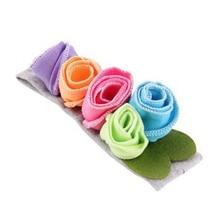 2017 NEW Girl Flower Headband Headdress—Multicolor