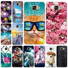 """for Samsung Galaxy A5 2016 Case Cover for Samsung Galaxy A5 (2016) A510F Mobile Phone Cases Soft for Samsung A5 A510F A510 5.2"""""""
