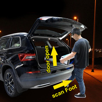 new for SKODA KODIAQ (with electric tail door function ) Electronic sensor rear for Trunk door use foot open Electric tail gate