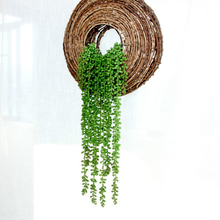 1pcs Lovers Tear Wall Planting Vines  decoration engineering special green branches accessories with decorative tools