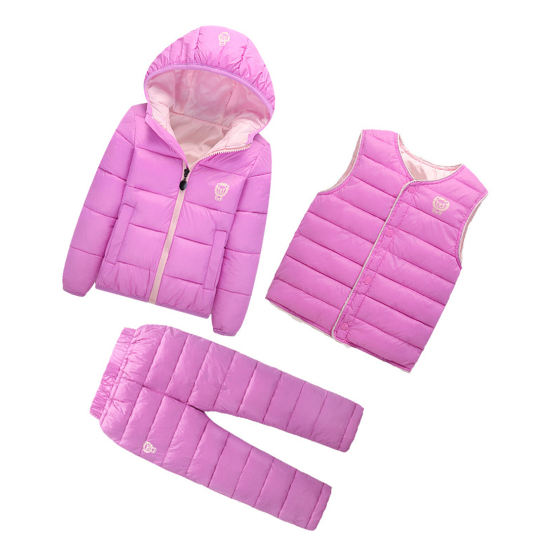 3-Pcs-Lot-Winter-Baby-Girls-Boys-Clothes-Sets-Children-Down-Cotton-padded-Coat-6-Colors-6-Size-5