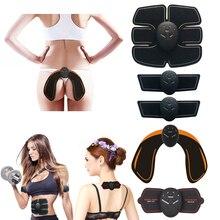 Ems тренажер для мышц живота, сжигающий жир массажный тренажер для похудения, тренажер для фитнеса, тренажер для тренировки мышц бедра, стимулятор для мышц