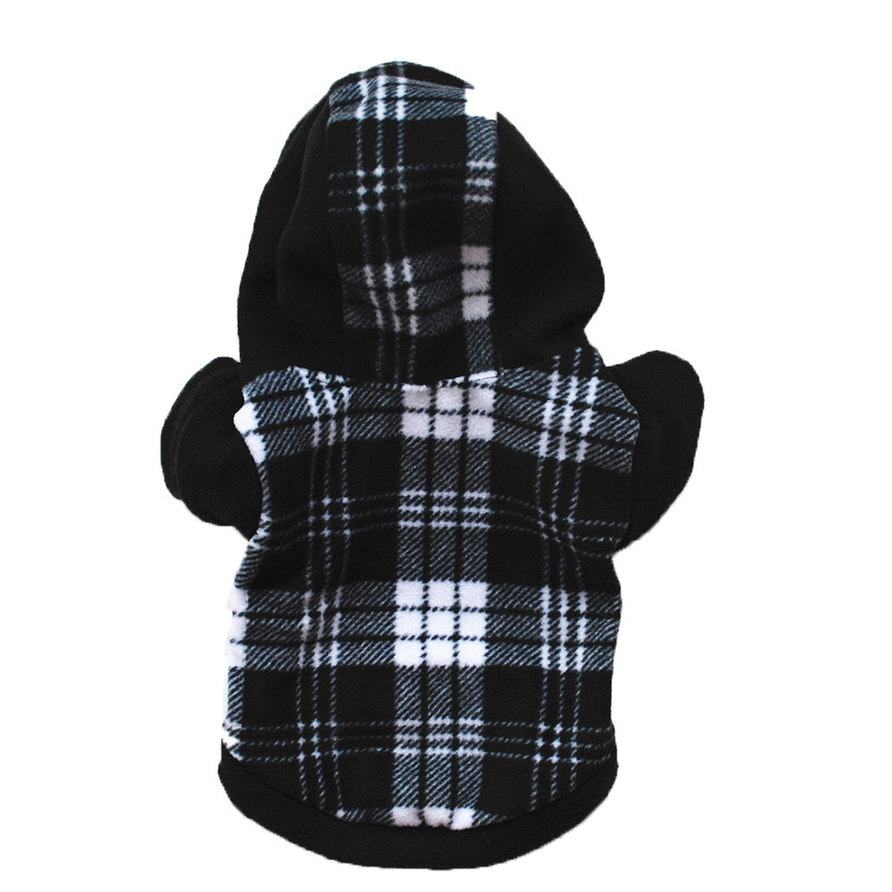 Dog Clothes For Small Dogs Costume Pet Dog Products Clothing Little Dogs Overalls Pet Hoodie Warm Fleece Puppy Coat Apparel