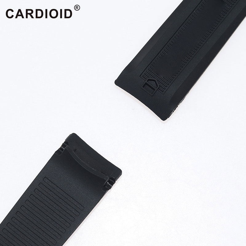 Image 4 - Silicone Strap For TAG Heuer Series Watch Band Bracelet Watchband For TAG Heuer Watch Strap Band 4/3/2 20mm Sport Wristbands-in Watchbands from Watches