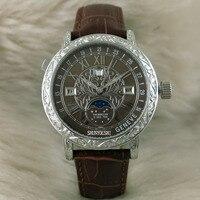 A05104 мужские часы лучший бренд для подиума роскошные европейские дизайнерские кварцевые наручные часы