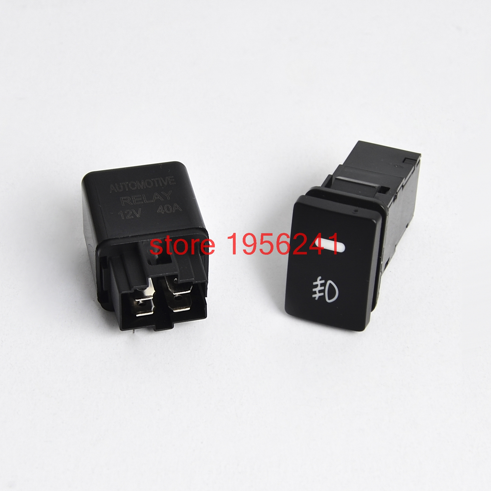 Cnc Wiring Harness Electrical Diagrams Schematics Smart Home Design H2cnc 1 Pair Front Bumper Fog Light Clear Switch