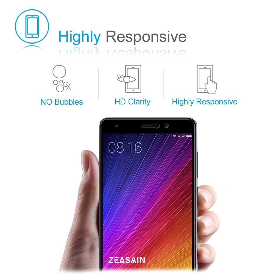 Γνήσιο ZEASAIN Full Cover Tempered Glass για Xiaomi Mi5s - Ανταλλακτικά και αξεσουάρ κινητών τηλεφώνων - Φωτογραφία 4