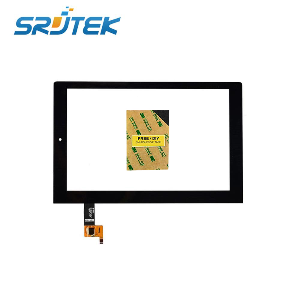 все цены на 10.1inch Touch Screen Panel digitizer Glass Replacement For MCF-101-1647-01-V4 онлайн
