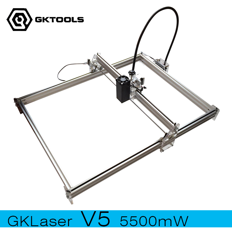 5500mW Laser Power DIY Mini Laser Engraving Machine 35*50cm Engraving Area ,Mini Marking Machine TTL Laser Power Contorl high quality southern laser cast line instrument marking device 4lines ml313 the laser level