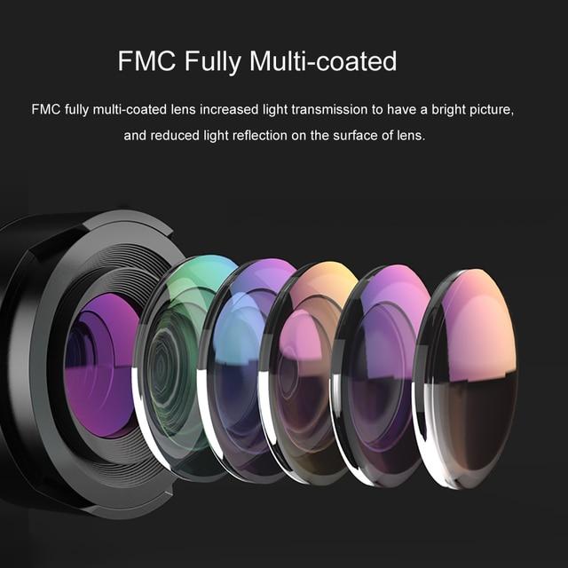 Apexel Mobile Phone Camera lens Optical 4-12X Zoom Telephoto Telescope Lens+Mini selfie Tripod for Samsung Huawei more phones 1