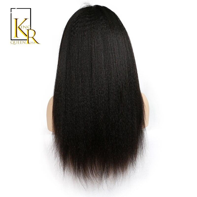 Hårpapper med hela spetsar för kvinnor Remy Brazilian Kinky - Mänskligt hår (svart) - Foto 5