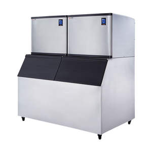 Super large ice maker